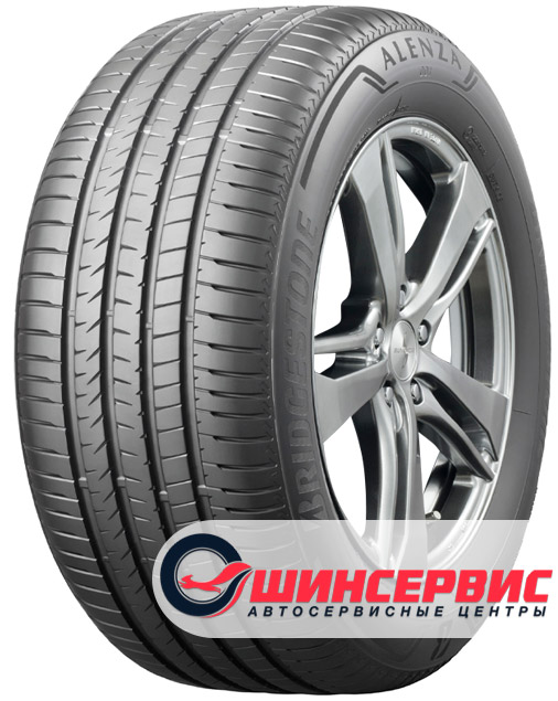 Летние шины Bridgestone Alenza 001 Run Flat