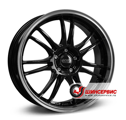 Dotz Shift R19 / 8J PCD 5x108 ЕТ 45 ЦО 70.1