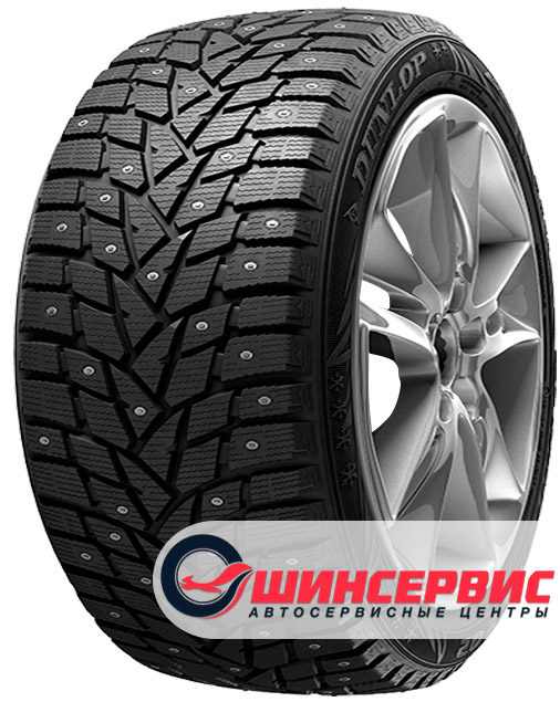 Dunlop SP Winter Ice 02 245/45 R18 100T XL