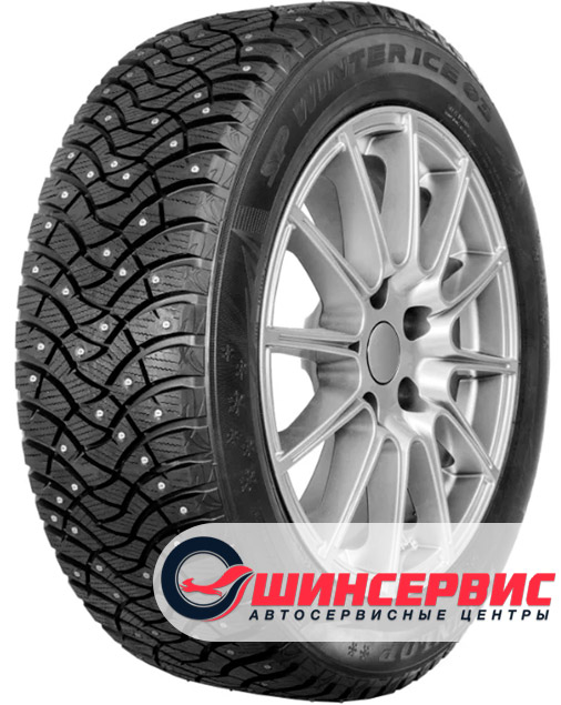 Dunlop SP Winter Ice 03 215/50 R17 95T XL