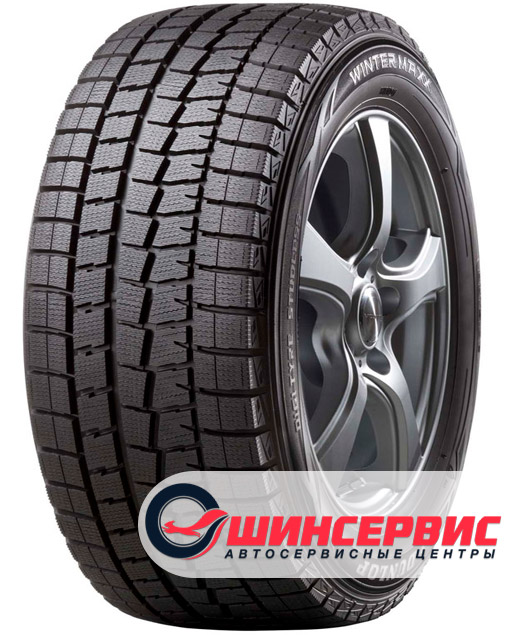 Зимние шины Dunlop Winter Maxx WM01 Runflat
