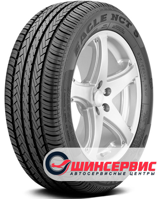 Goodyear Eagle NCT 5 RunOnFlat
