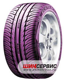 Kumho ECSTA SPT KU31 Colored Smoke R