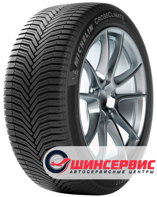 Летняя шина Michelin CrossClimate+ 205/55 R16 94V