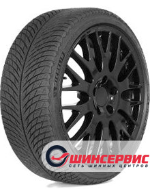 Michelin Pilot Alpin 5 SUV ZP