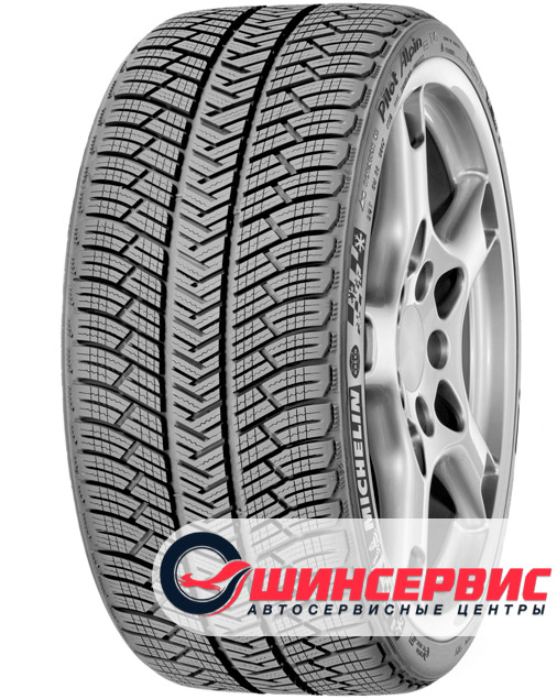 Michelin Pilot Alpin 4 N1