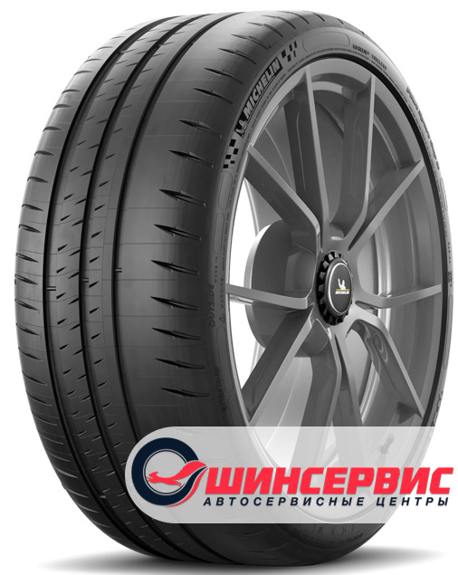 Michelin Pilot Sport Cup 2 Acoustic