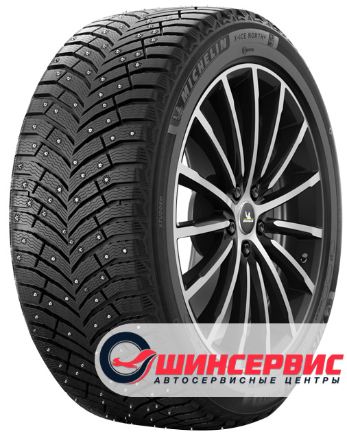 Michelin X-Ice North 4 245/45 R18 100T XL