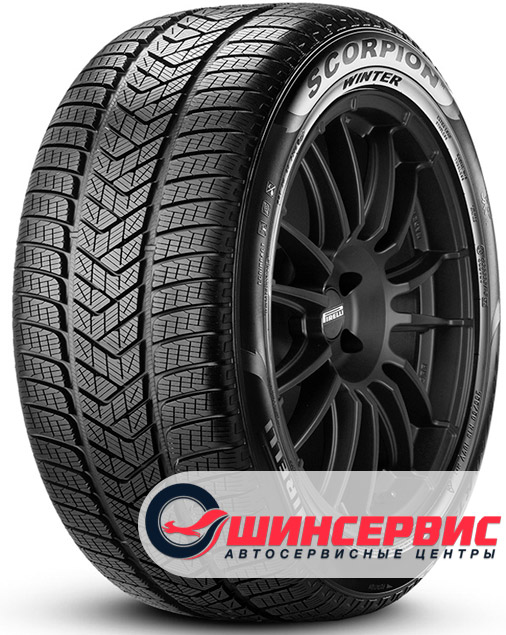 Pirelli Scorpion Winter Run Flat